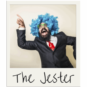 The jester
