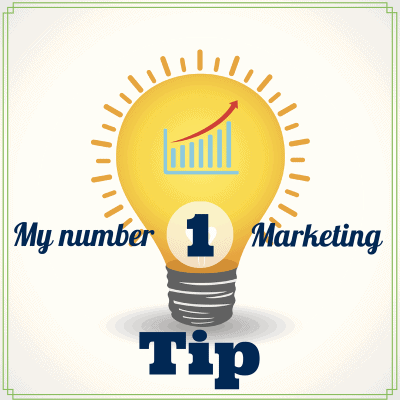 #1 Marketing Tip