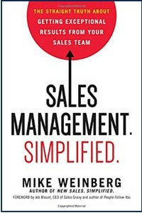 Sales Management. Simplified
