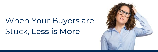 When Buyers are Stuck