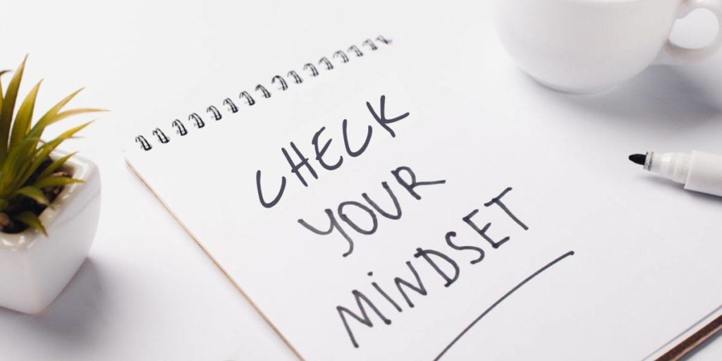 CHECK YOUR MINDSET - SPEED UP SALES