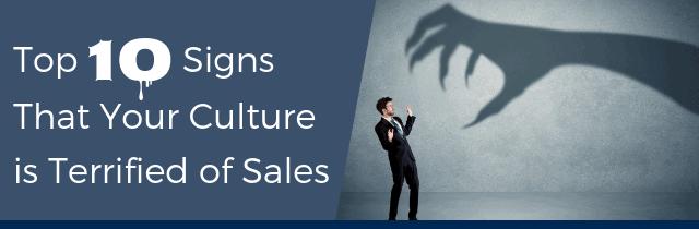 Sales Culture