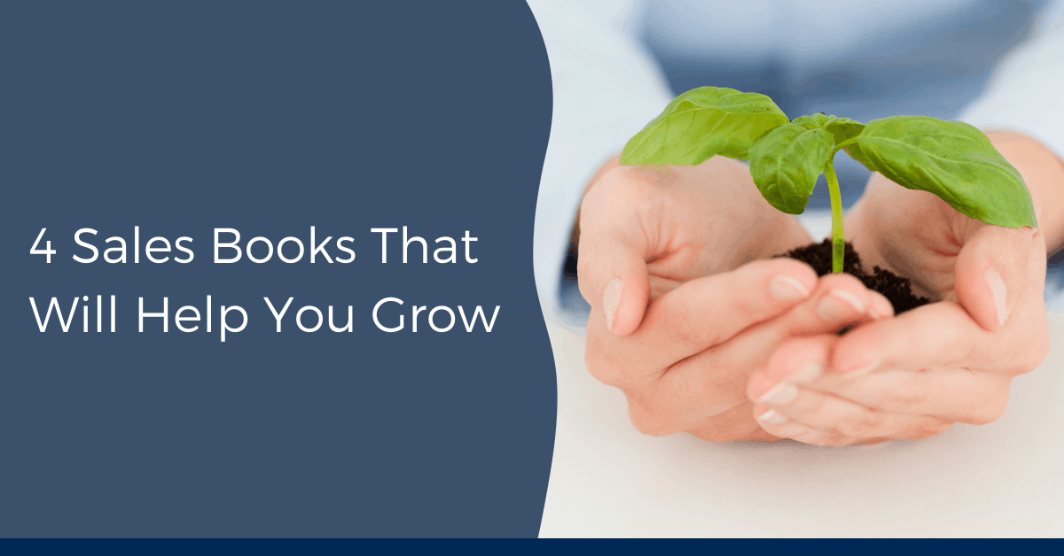 Sales Books that will help you grow