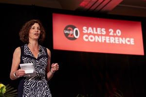 Alice at Sales 2.0