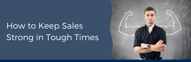 Sales Strong