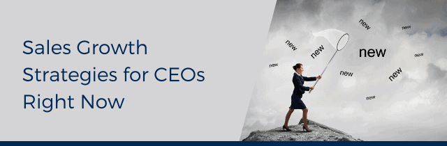 Sales Growth Strategies for CEOs