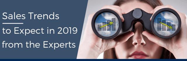 2019 Sales Trends