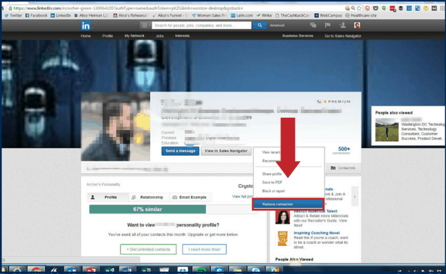 This is not selling. Stop Annoying Me on LinkedIn