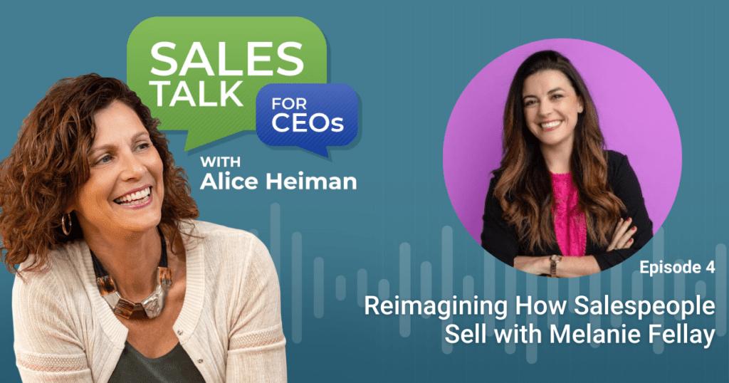 reimagining how salespeople sell - sales strategies