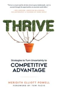 Thrive: Strategies to Turn Uncertainty into Competitive Advantage